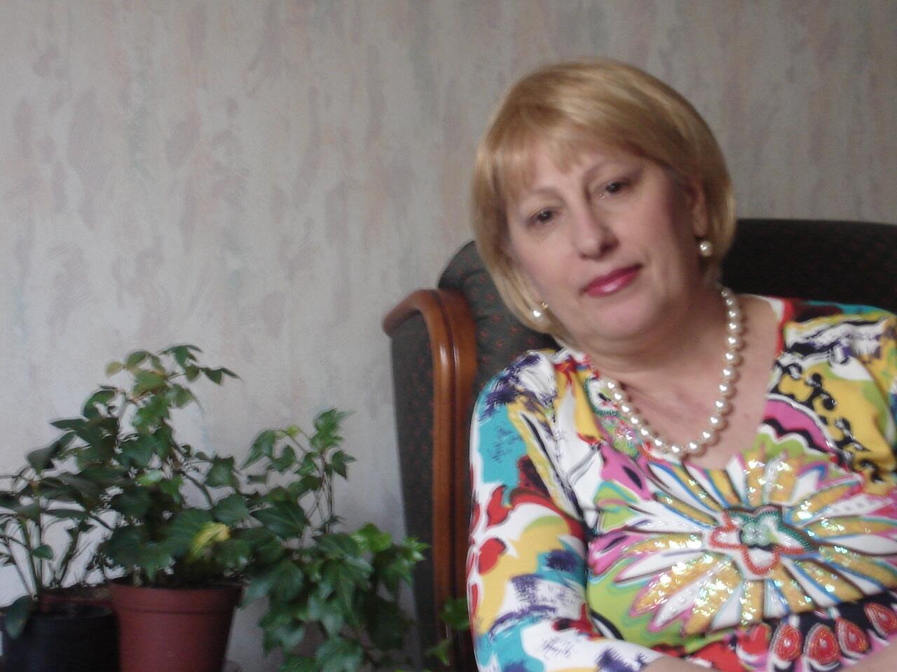 Фото Тины Брюссель из архива журналиста Исрапила Шовхалова